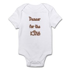 Dancer for the King Infant Bodysuit