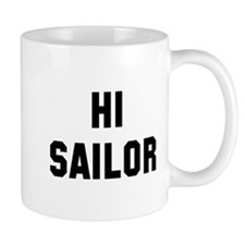 Hi Sailor Mug