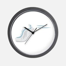 Running Shoes Wall Clock
