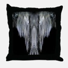 Homage to John Bauer.  Throw Pillow