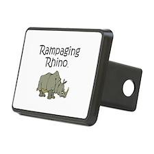 Rampaging Rhino Hitch Cover