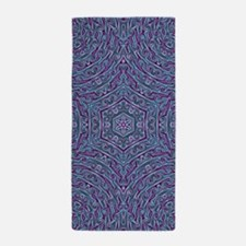 Dreamy Art Mandala XL Beach Towel