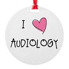 Cute Audio Ornament