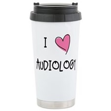 Unique Audio Travel Mug