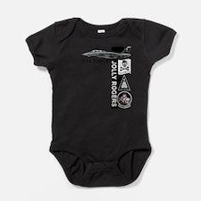 vf11logoC03.png Baby Bodysuit