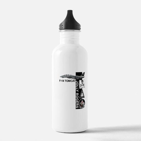 vf11logoC03.png Water Bottle