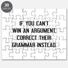 If You Can't Win An Argument Puzzle