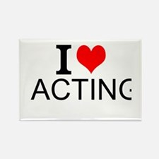 I Love Acting Magnets