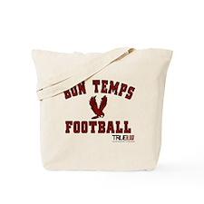 Bon Temps Football Tote Bag
