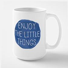 Enjoy The Little Things Mugs