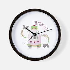 Im Perfect Wall Clock