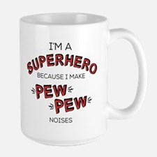 I Make Pew Noises Mugs