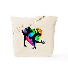 FOREVER SKATING Tote Bag