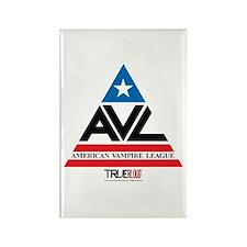 American Vampire League Rectangle Magnet