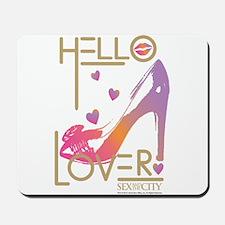 Hello Lover 3 Mousepad
