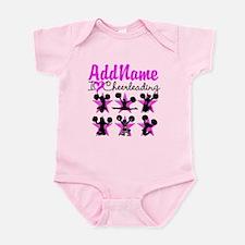 CHEERLEADER 4EVER Infant Bodysuit