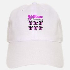 CHEERLEADER 4EVER Baseball Baseball Cap