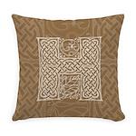 Celtic Letter H Master Pillow