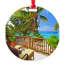 Tropical Delight Ornament