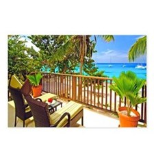 Tropical Delight Postcards (Package of 8)