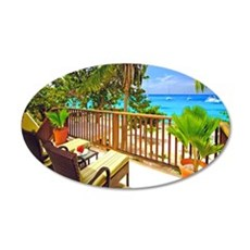 Tropical Delight Wall Decal