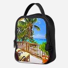 Tropical Delight Neoprene Lunch Bag