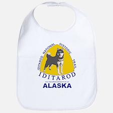 Funny Alaska Bib