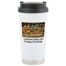 Unique Hockey quotes Travel Mug