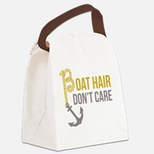 Boat Hair Canvas Lunch Bag