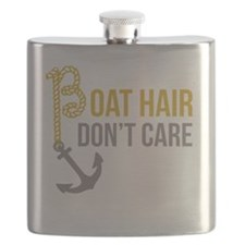Boat Hair Flask