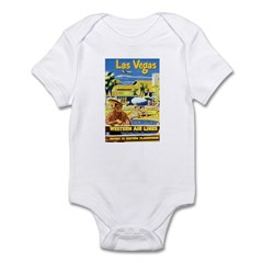 Las Vegas #2 Infant Bodysuit