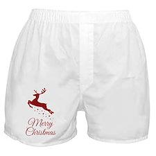 Unique Rudolph Boxer Shorts
