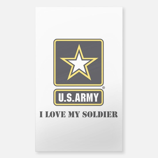 Personalize Army Decal