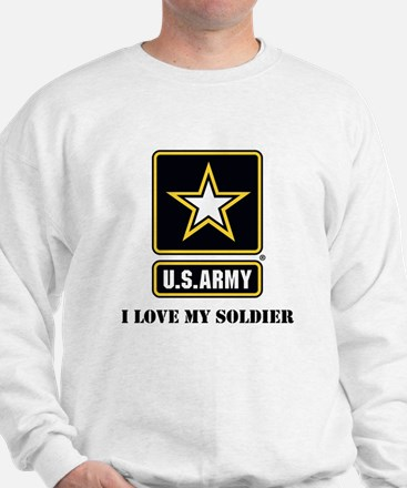 Personalize Army Jumper