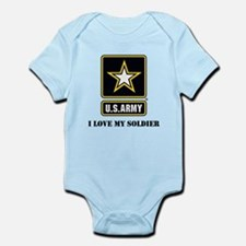 Personalize Army Body Suit