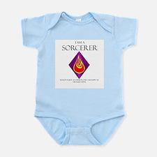 I am a Sorcerer Body Suit