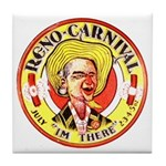 Reno Carnival-1902 Tile Coaster