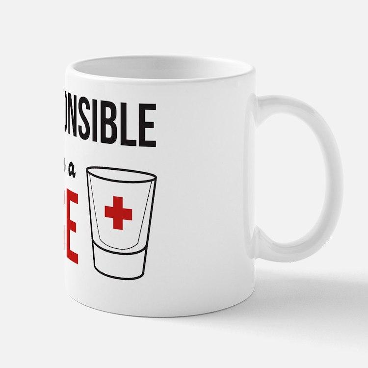 Drink with a nurse Mug