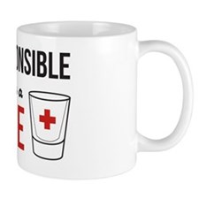 Drink with a nurse Mug