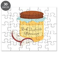 Rosh Hashana Blessings Puzzle