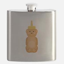 Honey Bear Flask