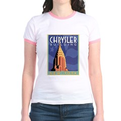 NY, Chrysler Building T