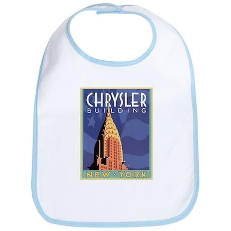 NY, Chrysler Building Bib