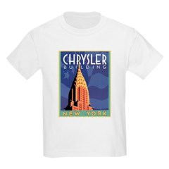 NY, Chrysler Building T-Shirt