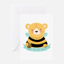 Sweet on the Inside Greeting Cards