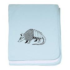 armadillo baby blanket