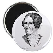 Lydia Maria Child Magnet