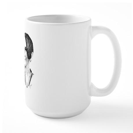 Lydia Maria Child Large Mug