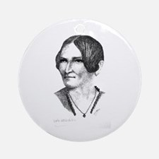 Lydia Maria Child Ornament (Round)