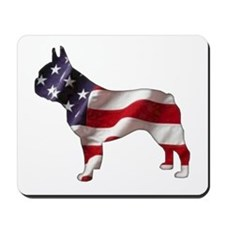 American Frenchie Mousepad